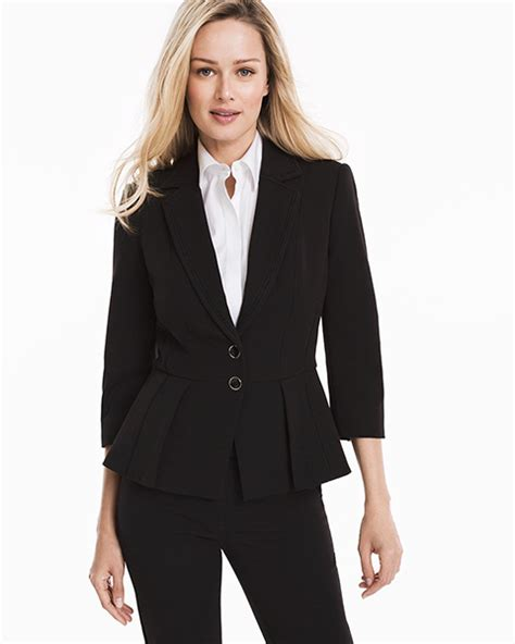 white house black market blazer mad deals of the day a 10 cotton dress from joe fresh and more chatelaine