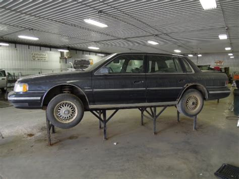 lincoln distribution 1993 lincoln continental distributor 20235415