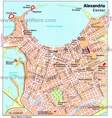 alexandria map 14 top tourist attractions in alexandria easy day trips