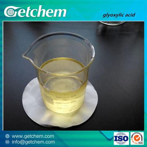 Oxalic Acid Ex China glyoxylic acid getchem33