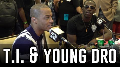 dj sarah young 3 hit radio t i young dro in the bet awards radio room w dj a oh