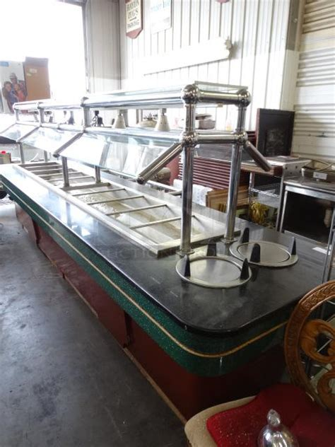 commercial buffet steam table our current restaurant equipment auctions pci auction