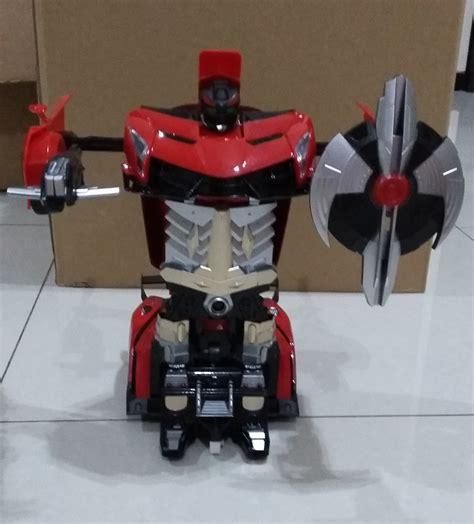 Mainan Anak Tobot Transformable Kado Mainan Anak Cowok Tobot Robot jual mainan anak cowok morph autobots robot jadi mobil jofalin souvenir