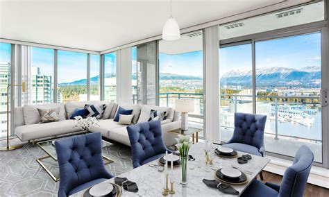 Vancouver Appartments by Luxury Apartments Townhomes In Vancouver Bc Bayview