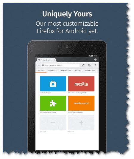 www firefox for android firefox browser for android v41 0 for android free apkbot