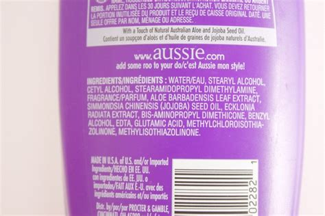 Review Aussie Moist Shoo by Aussie Moist Conditioner Review Curlsandbeautydiary