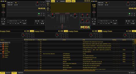 Mixxx Auto Dj by Mixxx Freeware Version 2 0 0 Dbs Dayu Bahana Suara