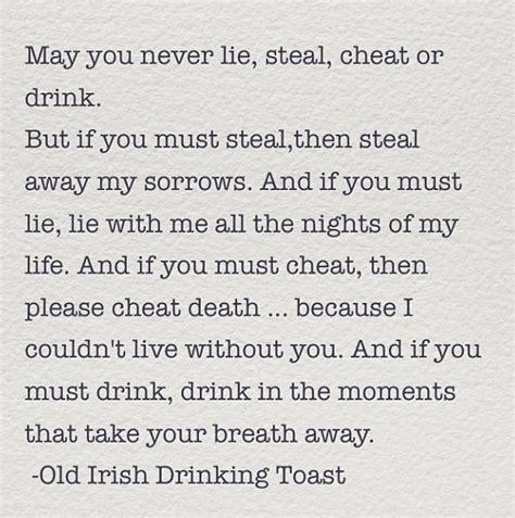 Best 25  Irish wedding toast ideas on Pinterest   Irish
