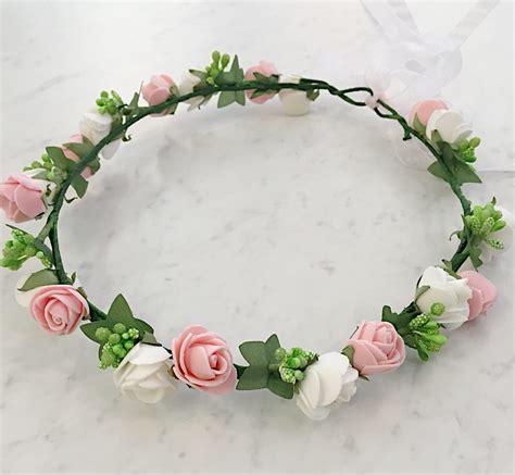 sorrento boutique mini flower crown