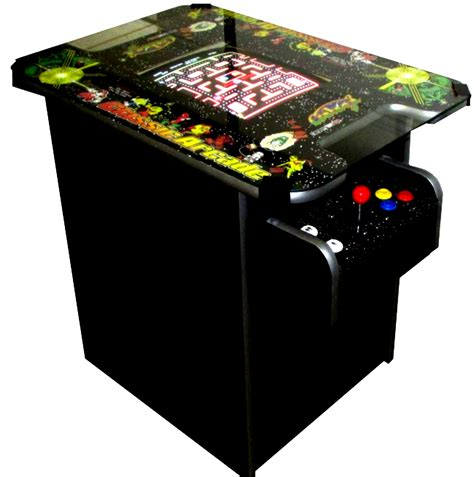 arcade console classic arcade new 60 in 1 cabinet top