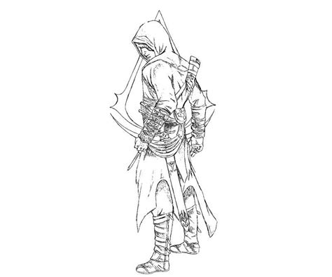assassins creed colouring book assassin s creed coloring pages