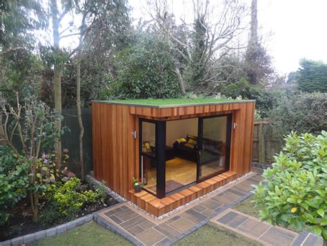 L Shaped Open Floor Plan by Garden Rooms Ni The Garden Room Guide