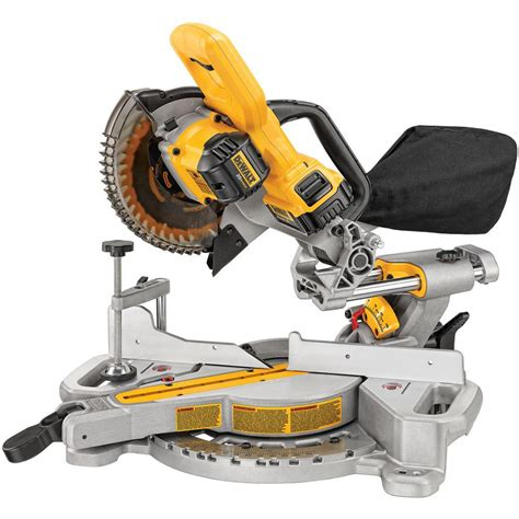 dewalt drop saw bench dewalt cordless miter saw tools of the trade miter
