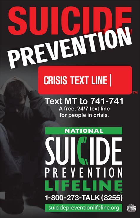 suicide prevention information  resources