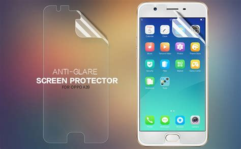 Oppo A39 Glitter Skin Sticker nillkin matte scratch resistant protective for oppo a39