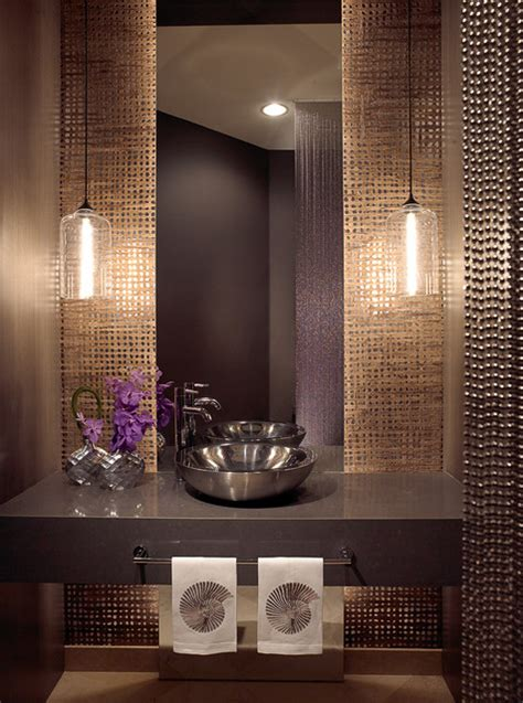 modern powder room design addison reserve 1 delray beach fl residence