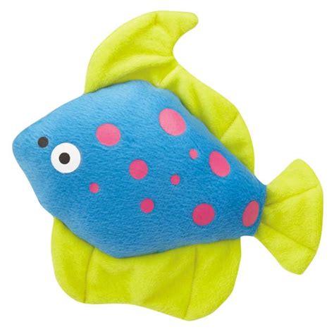 zanies toys zanies funky flounder blue at baxterboo
