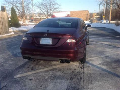find used mercedes benz cls55 amg 2006 in palatine