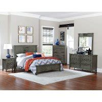 metropolitan 5 piece full queen bedroom set rcwilley gray casual classic 6 piece full bedroom set garcia rc