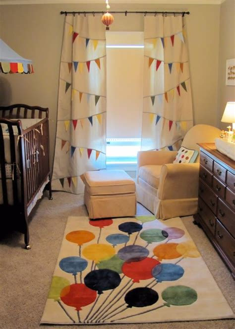 Circus Nursery Decor Gender Neutral Vintage Circus Nursery Decor