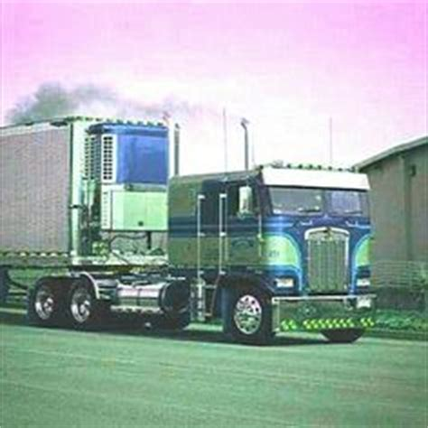 history of kenworth trucks 1000 images about kenworth k100 coe on