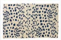 rugs for less than 100 spotted rug for less than 100 and a guest post paperblog