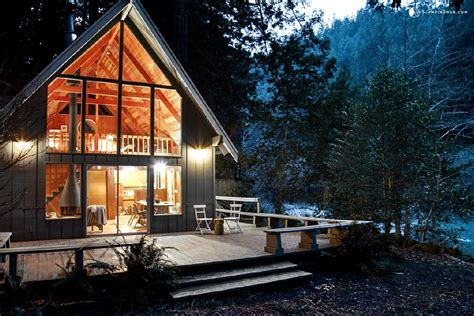 Cabin Rentals In California northern california redwoods cabin rental