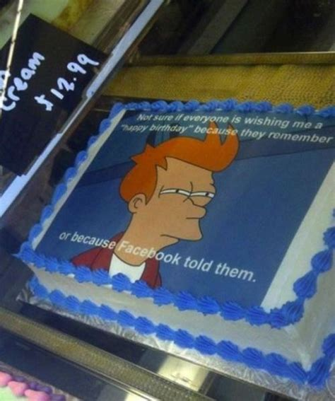 Meme Birthday Cake - it s your birthday have an awesome birthday meme cake
