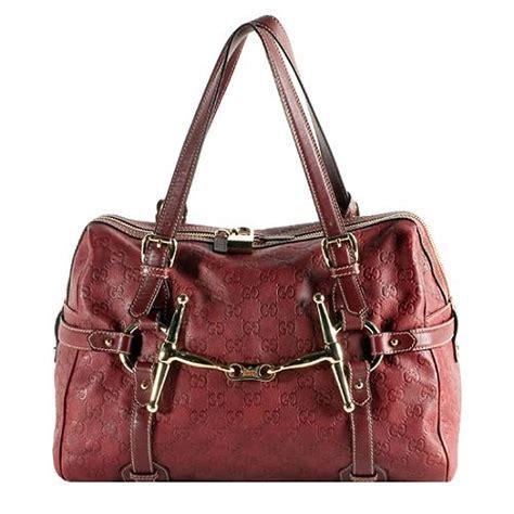 Guccis 85th Anniversary Handbags by Gucci 85th Anniversary Guccissima Leather Boston Satchel