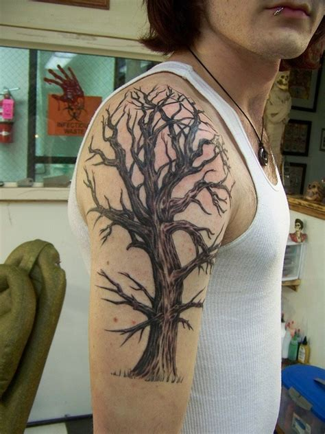 dead tree tattoo meaning dead tree tattoos designs ideas and meaning tattoos for you