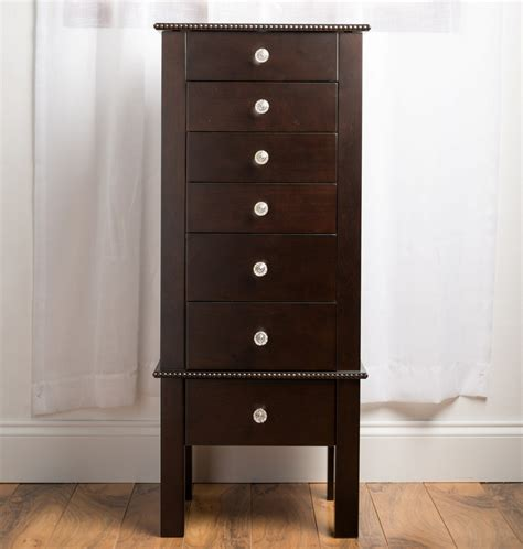 sears jewelry armoires hives honey crystal jewelry armoire sears