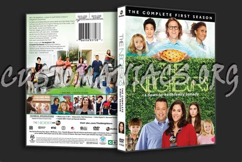 The Neighbors Season 1 forum tv show scanned covers page 36 dvd covers labels by customaniacs