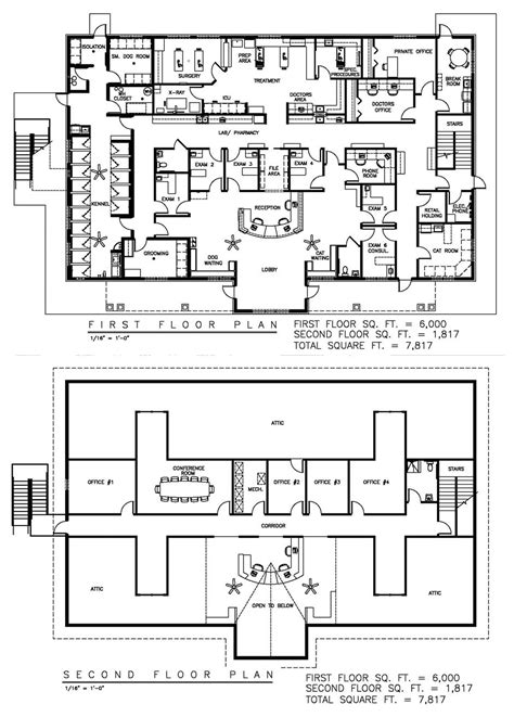floor plan hospital veterinary floor plan hilltop animal hospital building