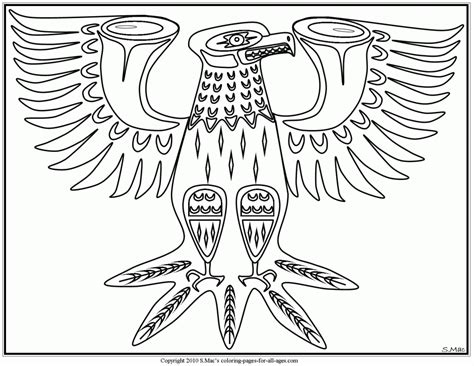 S Mac Coloring Pages by Pacific Northwest American Coloring Pages S Mac