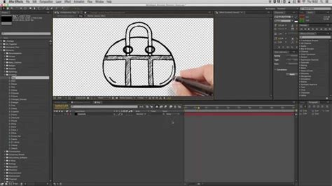 Premiumilk Tutorial 30 Whiteboard Animated Elements Library After Effects Template Youtube Whiteboard After Effects Template