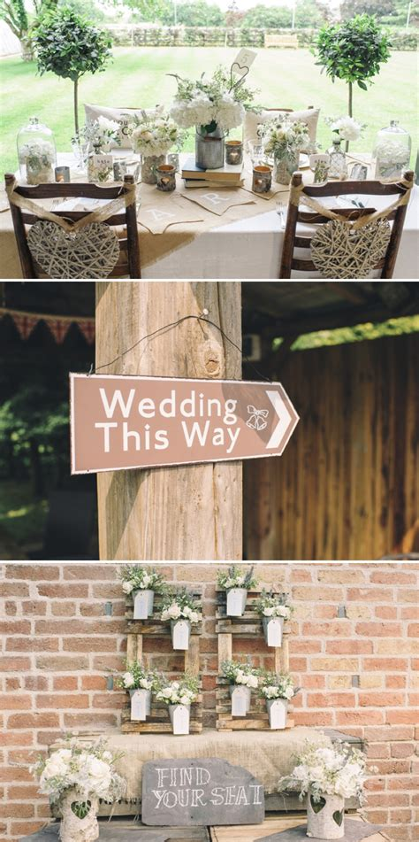 vintage wedding decor uk the wedding of my dreams rustic and vintage wedding
