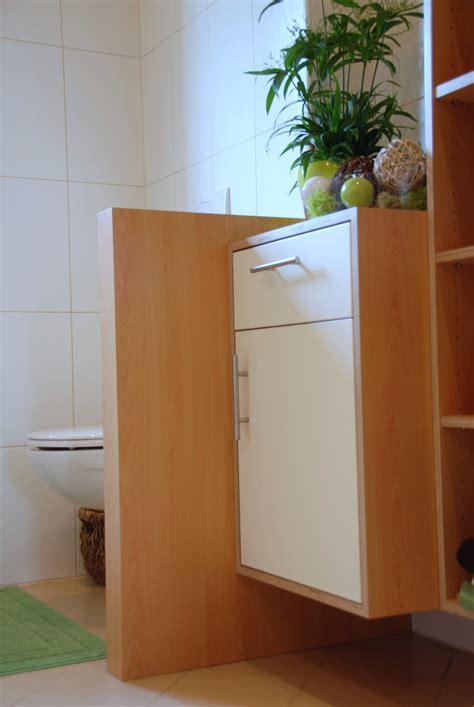badezimmer 2 x 3 badezimmer in apfel optik mit wc trennwand christoph