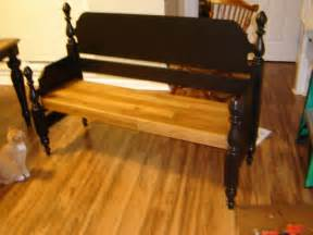 bench to bed 17 best images about bed frames to benches on pinterest