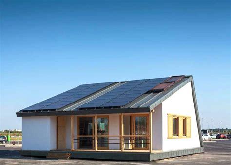 Where Can I Buy A Tiny House romania s prefab prispa solar decathlon house produces 20