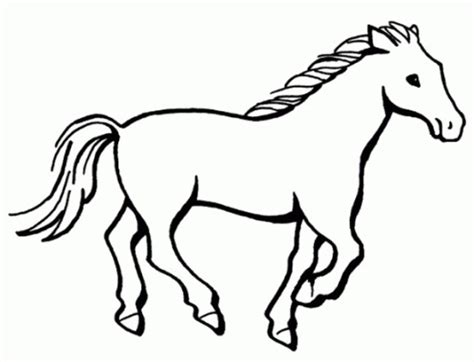 pictures of horse drawings free download clip art free