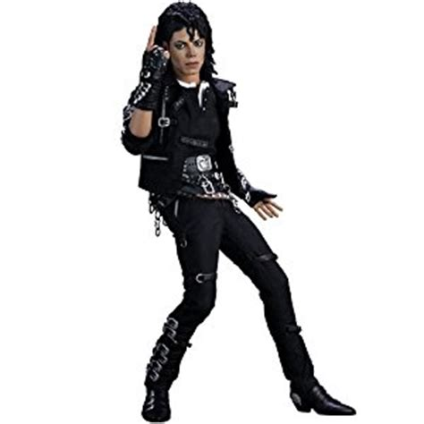 black doll on bed michael jackson bad 12 quot figure by hottoys