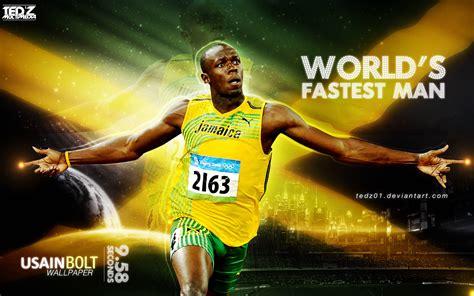 Usain Bolt Wallpaper 2013