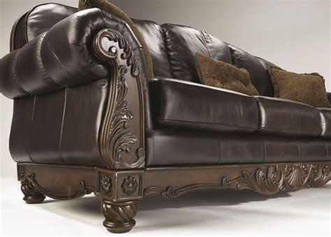 north shore dark brown sofa north shore dark brown sofa from ashley 2260338