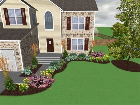 House Plans With Landscaping by Landscaping Ideas For Front Of House Need A Critical Eye