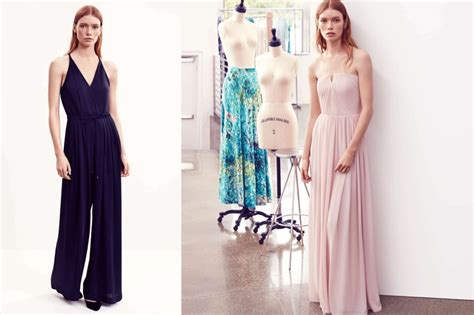 Maxi Dress Clutc Ready Pink get ready for season with h m s pretty dresses