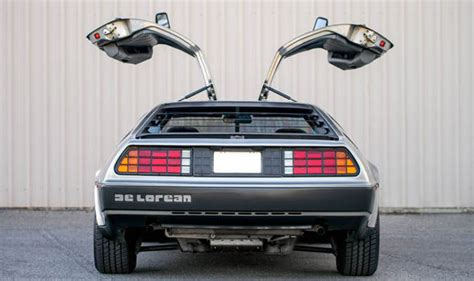 what is a delorean worth today iconic cars how much would cars from