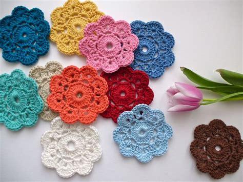 free crochet flower pattern uk my rose valley the maybelle crochet flower