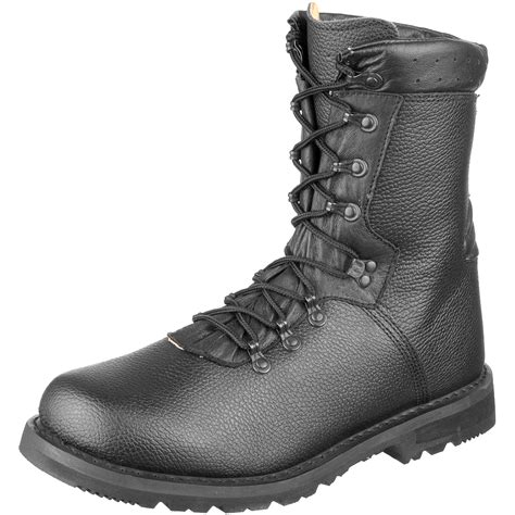 Boot Bw 14 brandit bw german army combat boots model 2000 leather