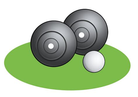 Bowl Clip Free by Lawn Bowls Clipart 25