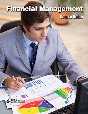 Mba Research Course Guides by Mba Research Course Guide Financial Management Cg 13 001dl